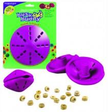 Twist n Treat - Snackspender - Medium - lila - Hundespielzeug