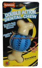 Nylabone Double Action Dental Chew - Ball